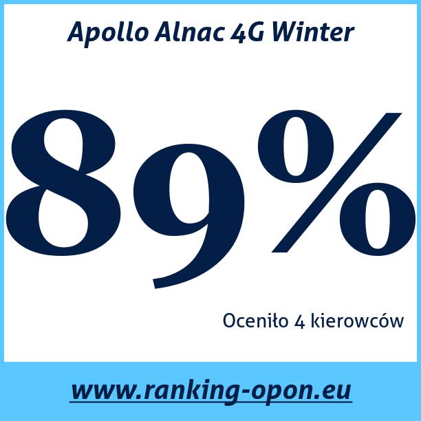 Ranking Apollo Alnac 4g Winter 89 3 Recenzje Ranking Oponeu