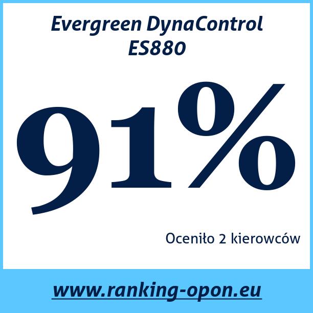 Test pneumatik Evergreen DynaControl ES880