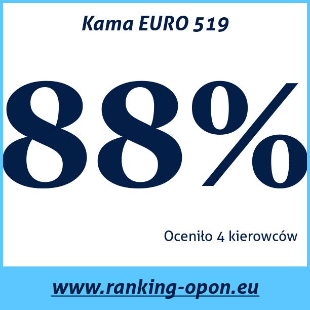 Test pneumatik Kama EURO 519