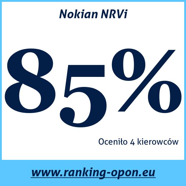 Test pneumatik Nokian NRVi