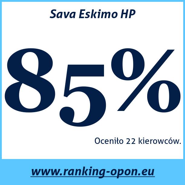 Test pneumatik Sava Eskimo HP