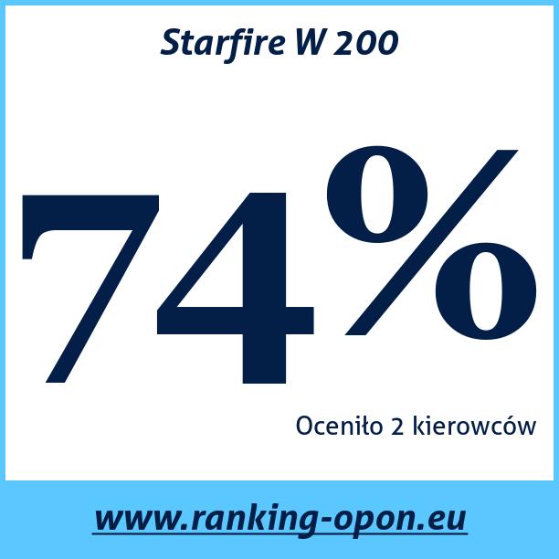 Test pneumatik Starfire W 200